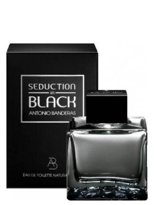 Парфюм ANTONIO BANDERAS BLACK SEDUCTION 100 ml #P1509