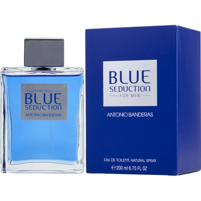 Парфюм ANTONIO BANDERAS BLUE SEDUCTION #P1510