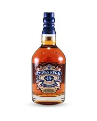 Виски Chivas Regal 18 y.,700ml #W002