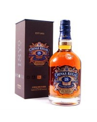 Chivas Regal 18 y. 1000 ml # W004