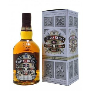Chivas Regal 12 y. 1000ml # W003